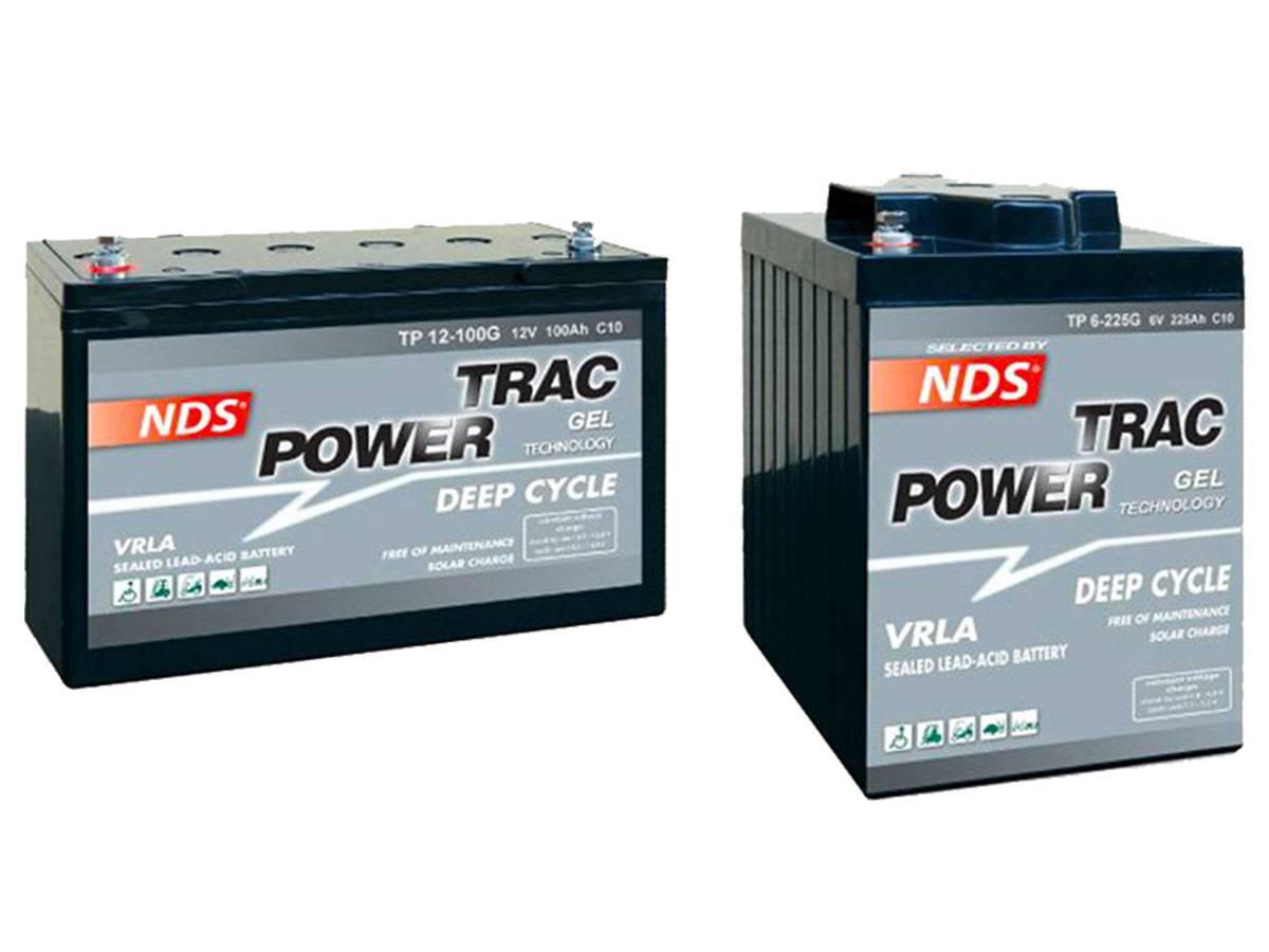Batteria Lavasciuga – Spazzatrice AGM al GEL 12V 100Ah