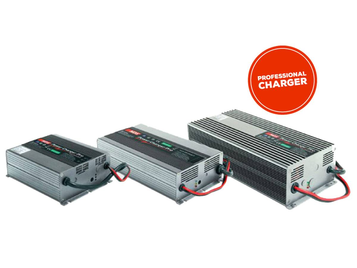 Caricabatteria Automatico Power Charger Pro 24V – 15A